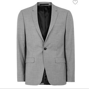 TOPMAN Marl Suit/ Sport Jacket. NWT